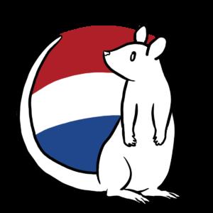 Nederlandse Ratten Vereniging logo